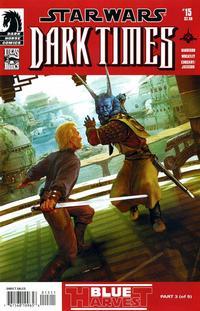 Cover Thumbnail for Star Wars: Dark Times (Dark Horse, 2006 series) #15 [Direct]