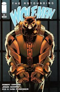 Cover Thumbnail for The Astounding Wolf-Man (Image, 2007 series) #14