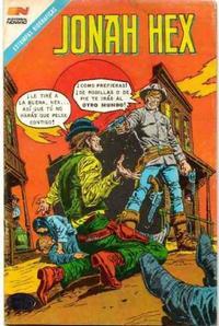 Cover Thumbnail for Jonah Hex (Editorial Novaro, 1985 series) #3