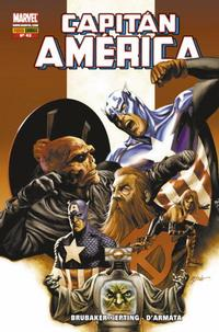 Cover Thumbnail for Capitán América (Panini España, 2005 series) #43