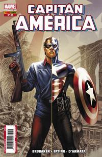 Cover Thumbnail for Capitán América (Panini España, 2005 series) #44