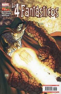 Cover Thumbnail for Los 4 Fantásticos (Panini España, 2008 series) #8