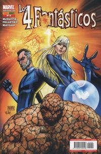 Cover Thumbnail for Los 4 Fantásticos (Panini España, 2008 series) #9