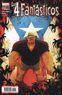 Cover Thumbnail for Los 4 Fantásticos (Panini España, 2008 series) #10