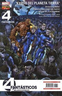 Cover Thumbnail for Los 4 Fantásticos (Panini España, 2008 series) #12