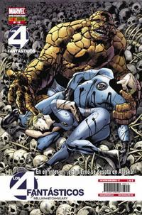 Cover Thumbnail for Los 4 Fantásticos (Panini España, 2008 series) #13
