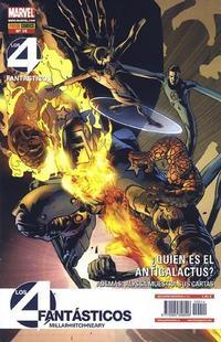 Cover Thumbnail for Los 4 Fantásticos (Panini España, 2008 series) #14