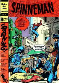 Cover Thumbnail for Spinneman Classics (Classics/Williams, 1970 series) #54