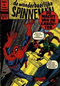 Cover Thumbnail for Spinneman Classics (Classics/Williams, 1970 series) #56