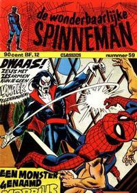 Cover Thumbnail for Spinneman Classics (Classics/Williams, 1970 series) #59