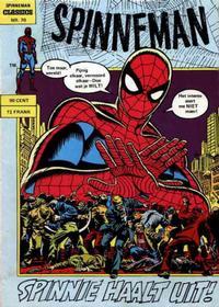 Cover Thumbnail for Spinneman Classics (Classics/Williams, 1970 series) #70