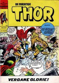 Cover Thumbnail for De machtige Thor Classics (Classics/Williams, 1971 series) #12