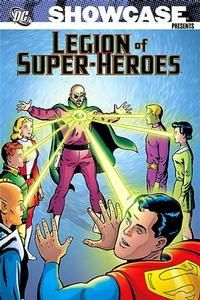 Cover Thumbnail for Showcase Presents: Legion of Super-Heroes (DC, 2007 series) #3