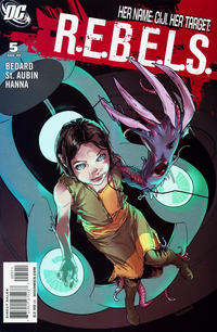 Cover Thumbnail for R.E.B.E.L.S. (DC, 2009 series) #5