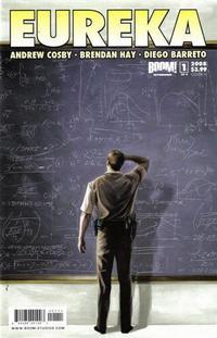 Cover Thumbnail for Eureka (Boom! Studios, 2008 series) #1
