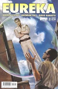 Cover Thumbnail for Eureka (Boom! Studios, 2008 series) #3