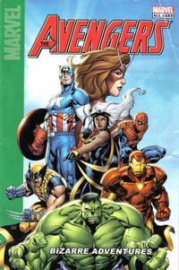 Cover Thumbnail for Target Avengers: Bizarre Adventures (Marvel, 2007 series)