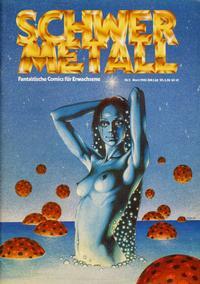 Cover Thumbnail for Schwermetall (Volksverlag, 1980 series) #2