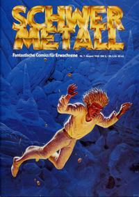 Cover Thumbnail for Schwermetall (Volksverlag, 1980 series) #7