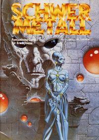 Cover Thumbnail for Schwermetall (Volksverlag, 1980 series) #21