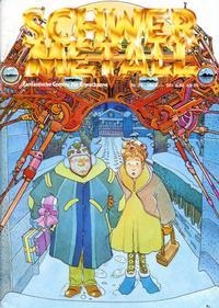 Cover Thumbnail for Schwermetall (Volksverlag, 1980 series) #23