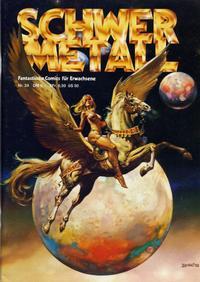 Cover Thumbnail for Schwermetall (Volksverlag, 1980 series) #24