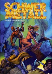 Cover Thumbnail for Schwermetall (Volksverlag, 1980 series) #30