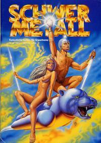 Cover Thumbnail for Schwermetall (Volksverlag, 1980 series) #38