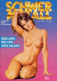 Cover Thumbnail for Schwermetall (Volksverlag, 1980 series) #53