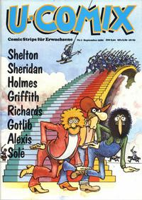 Cover Thumbnail for U-Comix (Volksverlag, 1980 series) #1