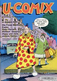 Cover Thumbnail for U-Comix (Volksverlag, 1980 series) #20