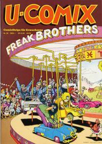 Cover Thumbnail for U-Comix (Volksverlag, 1980 series) #29