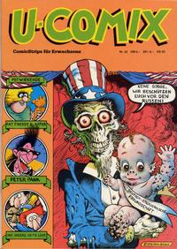 Cover Thumbnail for U-Comix (Volksverlag, 1980 series) #42