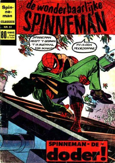 Cover for Spinneman Classics (Classics/Williams, 1970 series) #51