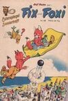 Cover for Fix und Foxi (Pabel Verlag, 1953 series) #10