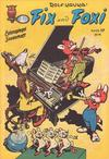 Cover for Fix und Foxi (Pabel Verlag, 1953 series) #17