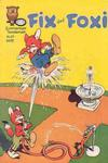 Cover for Fix und Foxi (Pabel Verlag, 1953 series) #21
