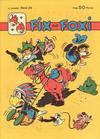 Cover for Fix und Foxi (Pabel Verlag, 1953 series) #39