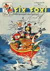Cover for Fix und Foxi (Pabel Verlag, 1953 series) #72