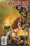 Cover Thumbnail for Red Sonja (2005 series) #43 [Cover B]