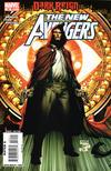 Cover for New Avengers (Marvel, 2005 series) #52