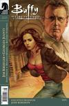 Cover for Buffy the Vampire Slayer Season Eight (Dark Horse, 2007 series) #24