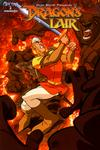 Cover for Dragon's Lair (Arcana, 2006 series) #2