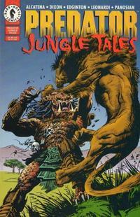 Cover Thumbnail for Predator: Jungle Tales (Dark Horse, 1995 series)