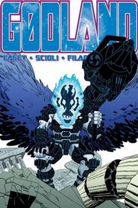 Cover Thumbnail for Godland (Image, 2005 series) #27