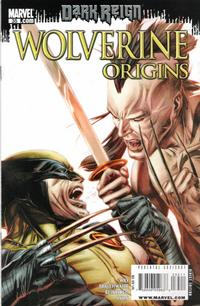 Cover Thumbnail for Wolverine: Origins (Marvel, 2006 series) #35
