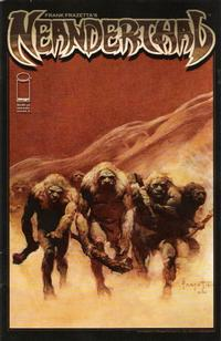 Cover Thumbnail for Frank Frazetta's Neanderthal (Image, 2009 series)  [Cover A]