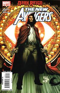 Cover Thumbnail for New Avengers (Marvel, 2005 series) #52