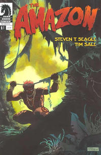 Cover Thumbnail for The Amazon (Dark Horse, 2009 series) #1