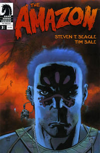 Cover Thumbnail for The Amazon (Dark Horse, 2009 series) #3